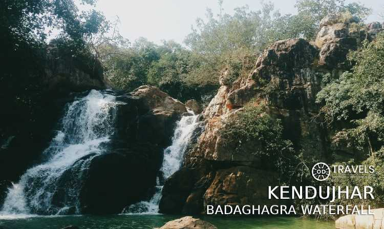 Badaghagra Waterfall, Kendujhar