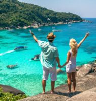 Best Of Phuket & Krabi Honeymoon Tour Package