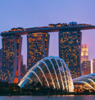 Gateway To The Beauty Of The World - Singapore