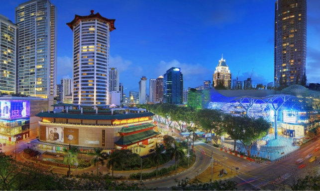 Kaleidoscopic Singapore Malaysia Thailand Hong Kong Tour Package  Gallery 1