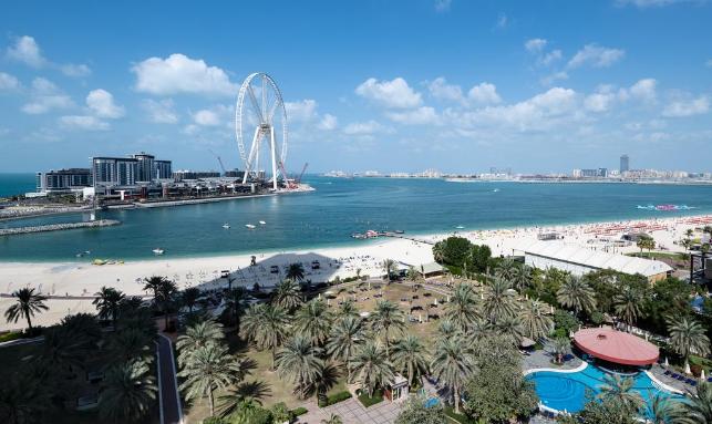 Sparkling Dubai: Desert Safari & Burj Khalifa Tour Package Gallery 3