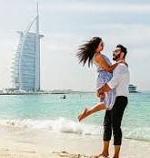 Luxe Palm Atlantis Dubai Honeymoon Package