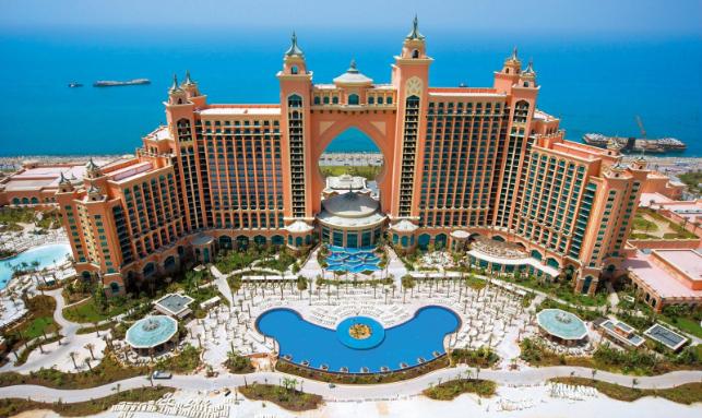 Luxe Palm Atlantis Dubai Honeymoon Package Gallery 3
