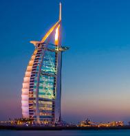 Summer Special Dubai Holiday: Ski Dubai & Burj Khalifa