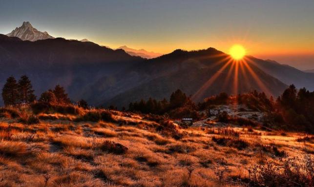 Scintillating Nepal Honeymoon Trip Gallery 1