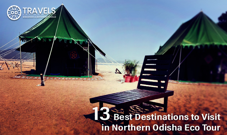 Best Destinations to Visit in Northern Odisha Eco Tour